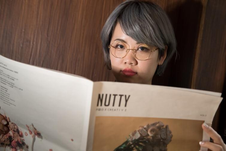 陳小曼:大量閱讀,累積用食物說故事能力