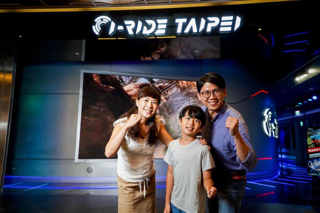 跨出課堂 走出教材 i-Ride 5D飛行以沉浸式體驗  帶孩子從台灣出發認識世界