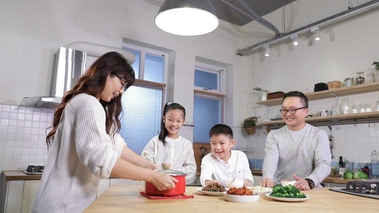 用心選擇 給家人最好的呵護 陪孩子Fun心過生活