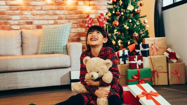 正為送孩子聖誕禮物而傷神嗎?看看美國兒科醫生的真心推薦