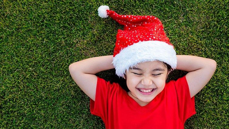 黃迺毓:聖誕老人,請給我付出的能力