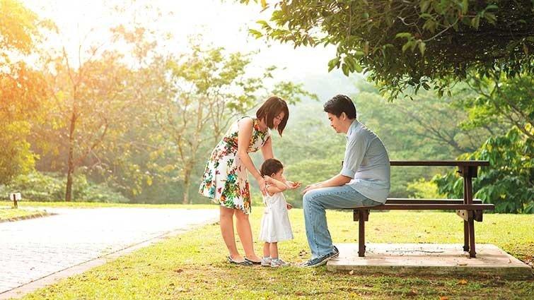 鄧惠文:當另一半跟孩子搶愛時