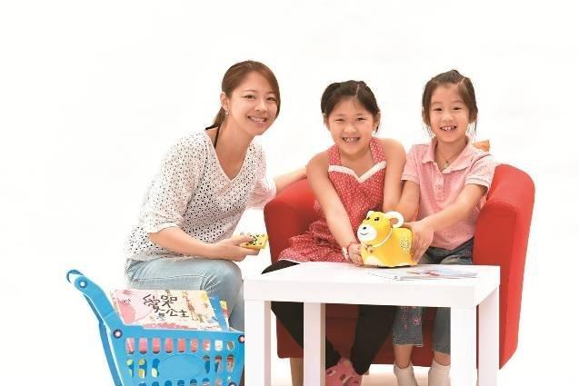 愛倪羊故事遊戲機  陪孩子玩出基礎學習力