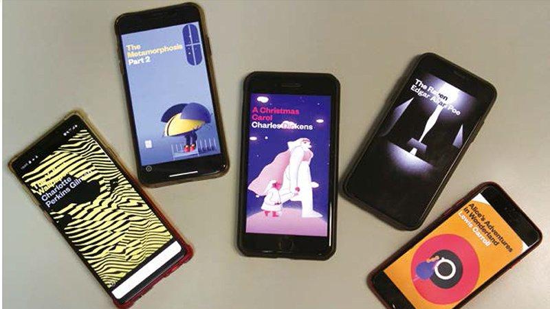 紐約公共圖書館善用科技 將小說名著搬上IG