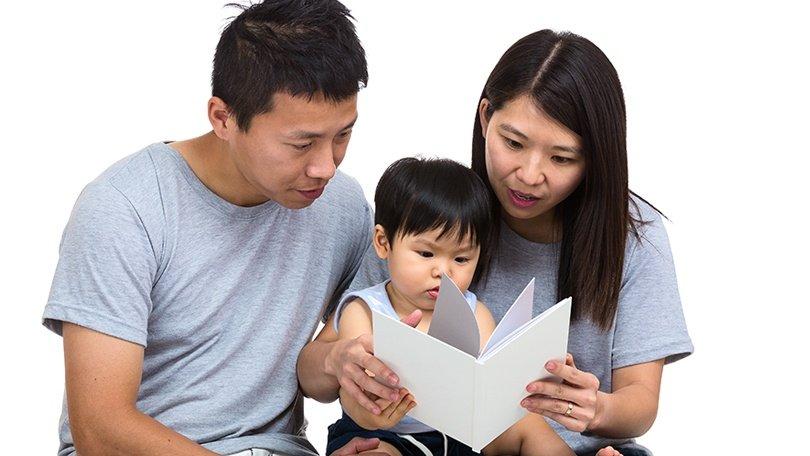 兒科醫生吳淑娟:爸媽一起來共讀,威力百分百