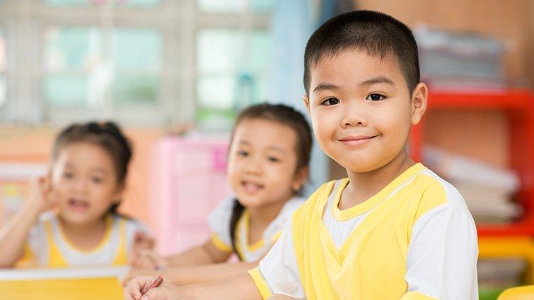曾世杰:公幼不教注音對弱勢兒童不利