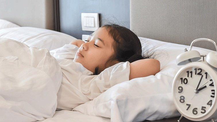 洪蘭:孩子過動?可能是沒睡飽