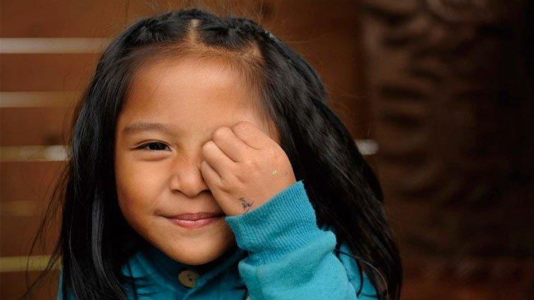 當兒童世界與鏡頭方格,「真」「誠」相遇