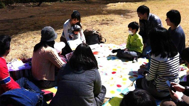 在日媽媽們的煩惱與慰藉──駐日台灣親子交流會