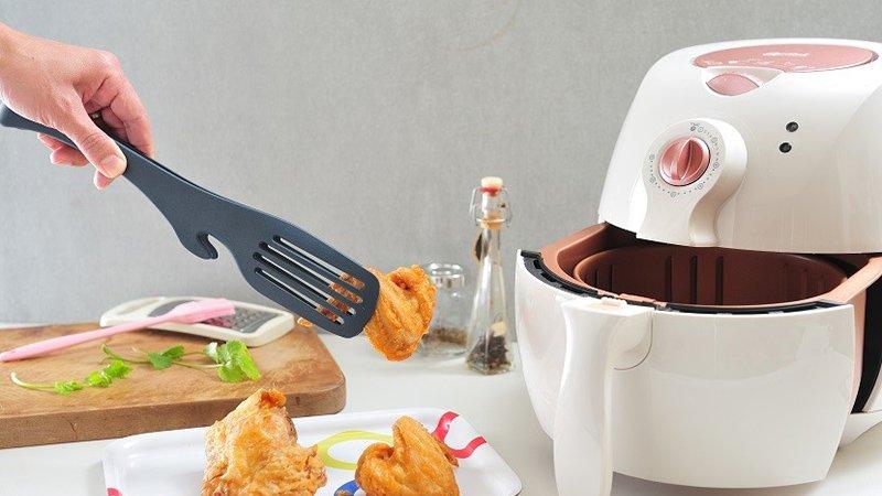 專家教你氣炸鍋聰明用 7原則遠離致癌風險