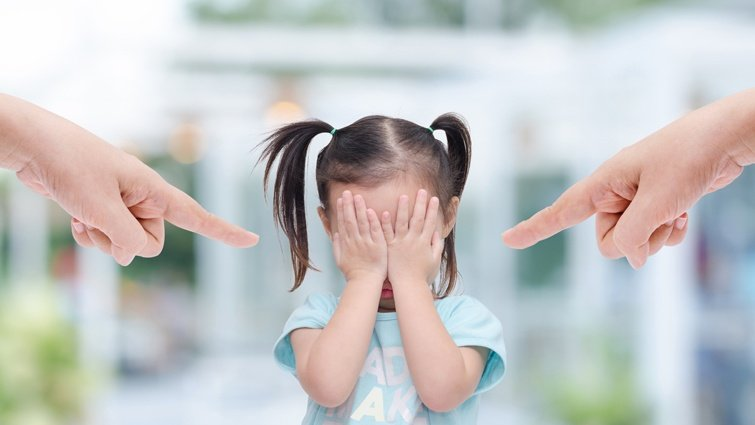 懲罰,並不是威脅孩子