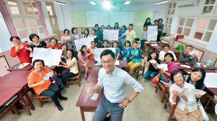 諮商心理師陳志恆 看見問題行為背後的良善意圖