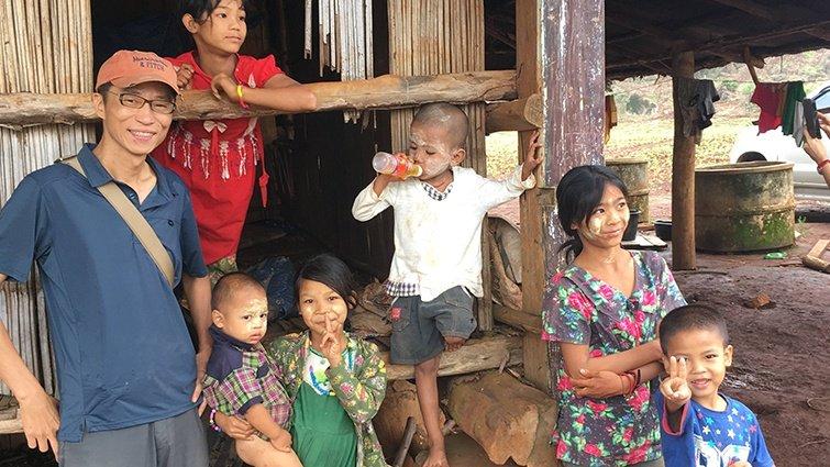 賴樹盛:新的世界紀錄,是人類共同創下全球難民人數新高