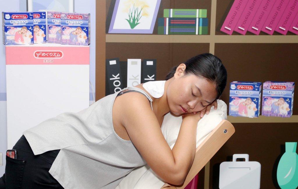 忙碌使人抓狂 更讓睡眠品質NG