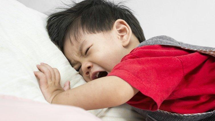 黃瑽寧:小孩打人