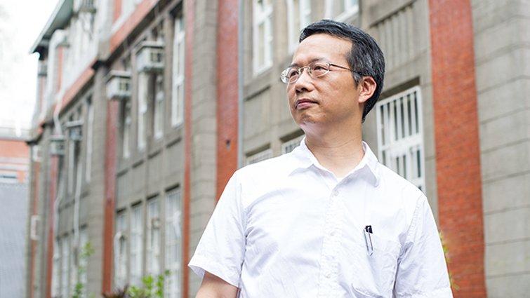 劉桂光:松山高中校園裡的心靈捕手