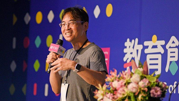 JSP鄭志鵬:給孩子舞台,成果更驚豔!