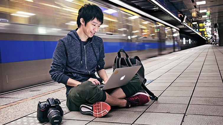 黃偉翔:曾看不起自己,辦媒體,希望技職生被尊敬