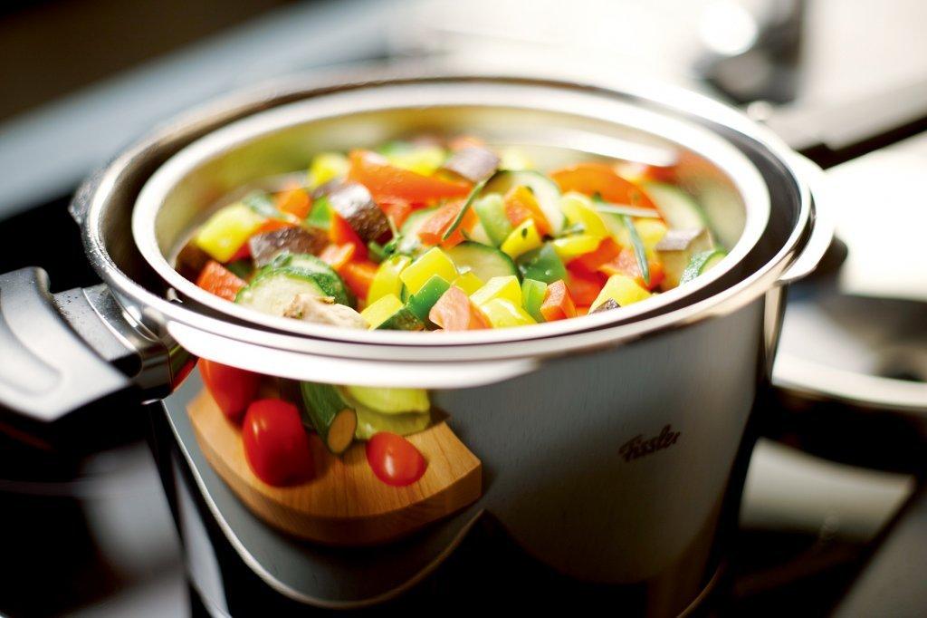 選對優質鍋具、開心下廚,節能省時又健康