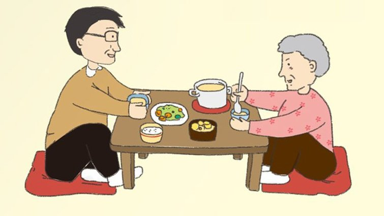 65歲阿伯和92歲失智磨人媽:「媽,請再多活些日子!」