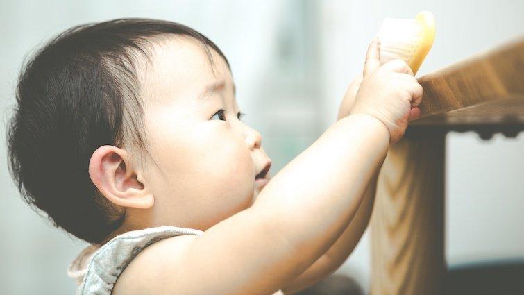 訓練1~2歲寶寶專注力與認知的四個居家小遊戲