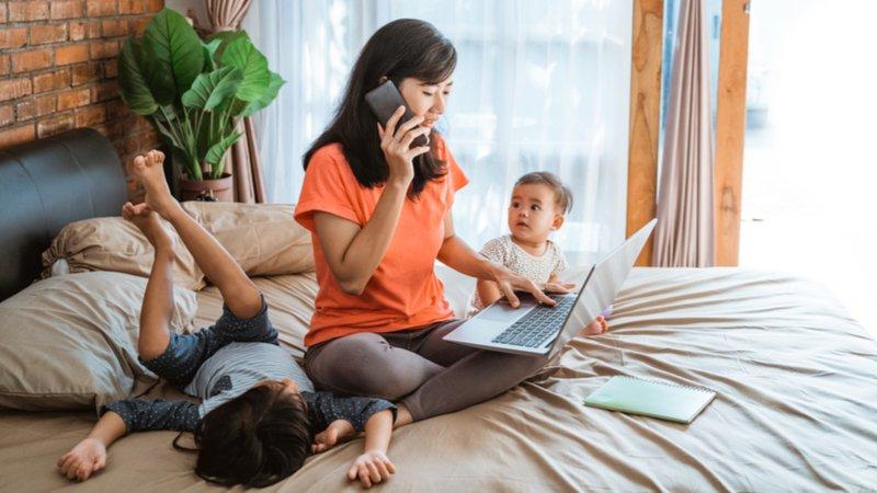當好員工還是好父母?雙薪父母不可能的任務