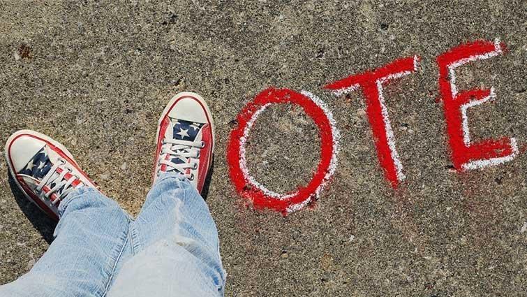 如何和孩子談選舉