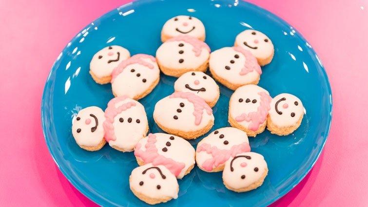 【烤箱讀書會】劉清彥:一起來做美味可口的小雪人餅乾