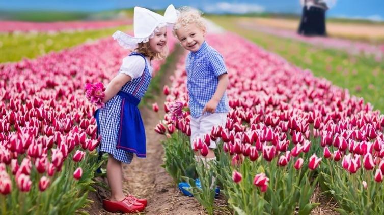 荷蘭媽媽如何養出全世界最快樂的小孩