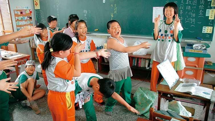 4技巧,讓孩子都喜歡表達