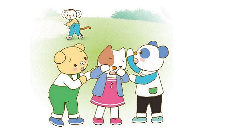 光光老師:小孩傷了好朋友的心,該怎麼和好?