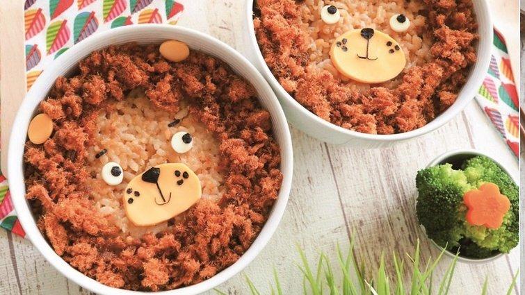 超萌造型兒童餐-「我是獅子王」