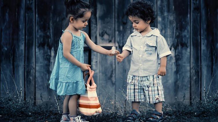 跟孩子談同理心