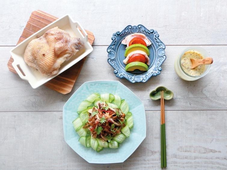 自炊食代的極光家之味:雞腿,延伸變化常備菜