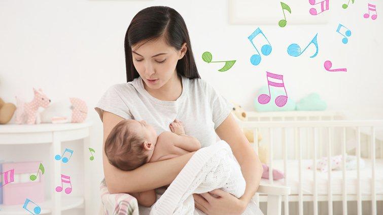 搖籃曲不只哄睡寶寶 也療癒父母心靈
