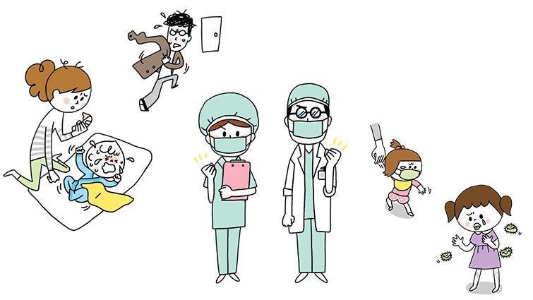 爸媽最想問重症加護科醫師的4件事