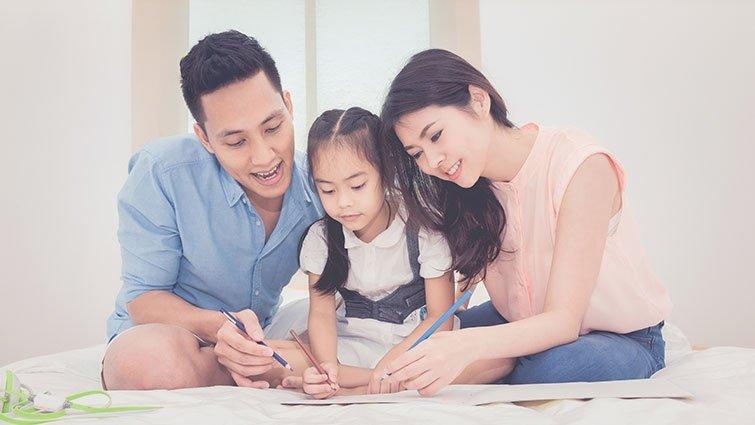 家長該怎麼欣賞孩子的畫?
