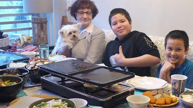 荷蘭丁嘉琳:豬油拌飯,是華麗圍爐裡的小清新
