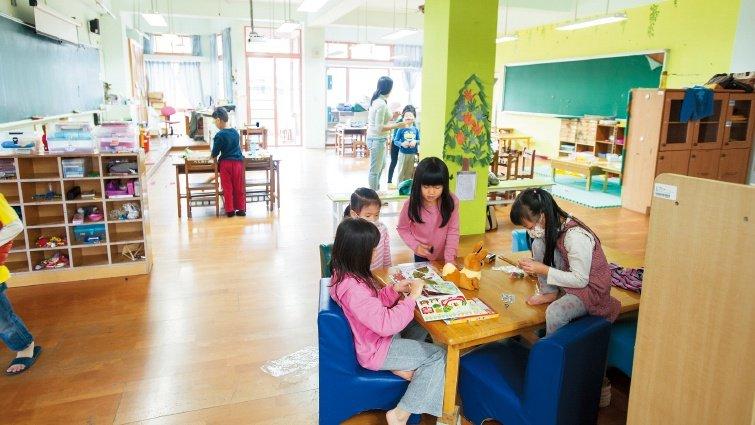 宜蘭人文國中小── 一直在「黃燈區」裡的實驗教育