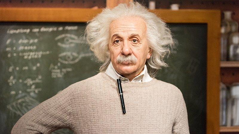 愛因斯坦:「我沒有特殊的天賦,只是擁有熱切的好奇心。」──讓孩子學會問「為什麼」!