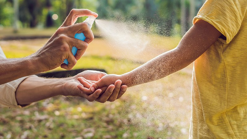 麻油是最天然的防蚊液?蠶豆症、異位性皮膚炎選防蚊產品3重點