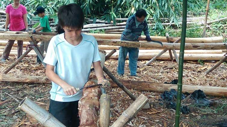 雲林縣基石華德福自學園:手腦並用,激發孩子潛能