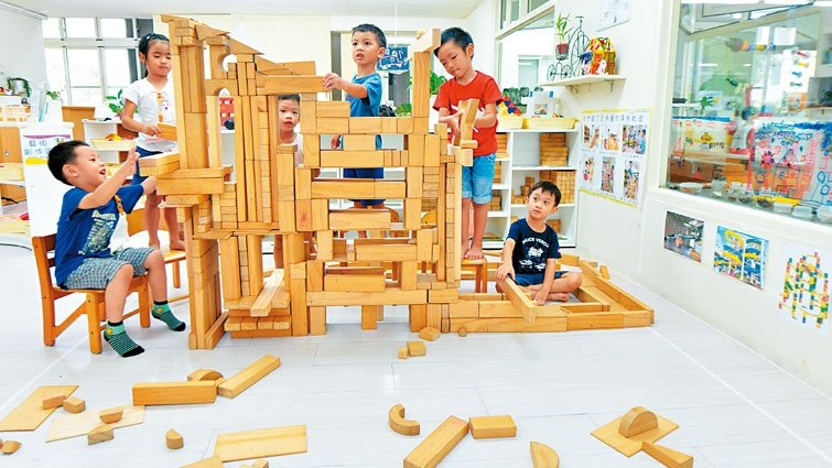 每天一小時積木遊戲 玩出解決問題能力