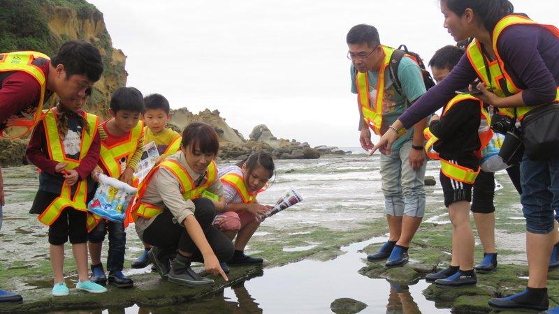 體驗海女工作,探索海洋生態