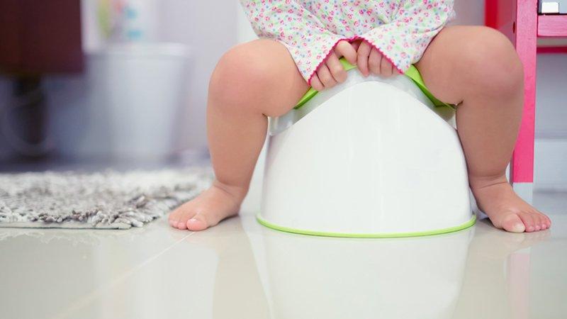 0-2歲育兒懶人包:上廁所、戒尿布訓練常見Q&A