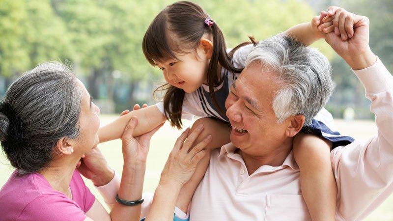 與長輩教養紛歧時,越需要沉住氣溝通