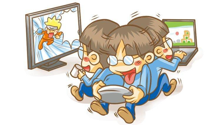 戰勝「沉迷上網」 提供其他有趣活動