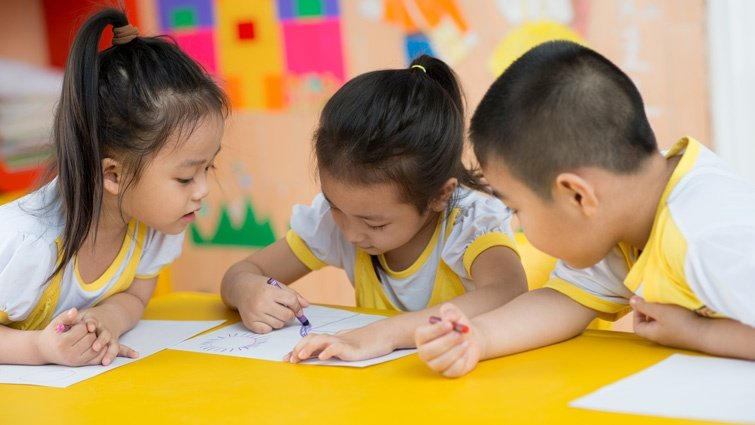 幾歲該讓孩子上幼兒園呢?