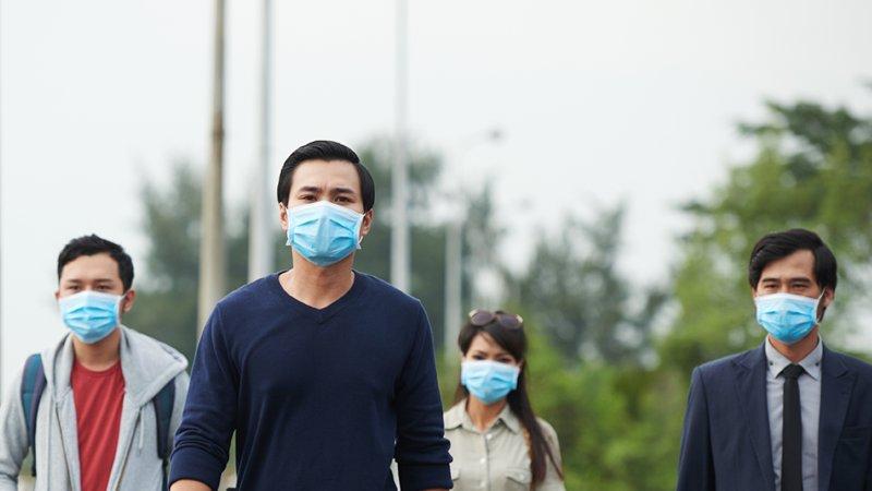 防疫指揮中心:全面徵用口罩