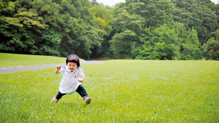 李坤珊:給孩子一個精采的童年